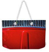 2674- Red Volkswagen  Weekender Tote Bag