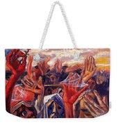 26899 Jesus De Perceval Weekender Tote Bag