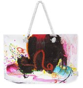 Abstract Landscape Painting Weekender Tote Bag