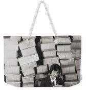 Silent Film Still Weekender Tote Bag