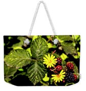 Summer Rams Weekender Tote Bag