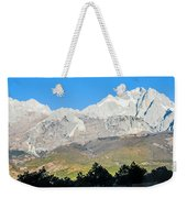 The Plateau Scenery Weekender Tote Bag