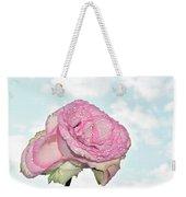 Beautiful Rose Weekender Tote Bag
