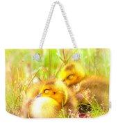 2736 - Canada Goose Weekender Tote Bag