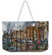 274 Amsterdam Weekender Tote Bag