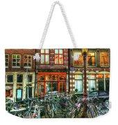 276 Amsterdam Weekender Tote Bag