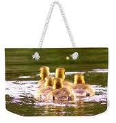 2767 - Canada Goose Weekender Tote Bag