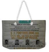 Bogota Museo Historico Policia Weekender Tote Bag