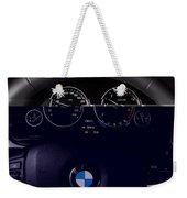 Close Up Weekender Tote Bag