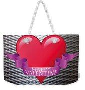 Valentines Weekender Tote Bag