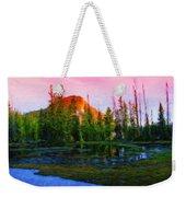 Landscape Nature Weekender Tote Bag
