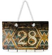 28th Street Weekender Tote Bag