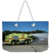 Firefighting Weekender Tote Bag