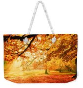 Landscape Nature Weekender Tote Bag