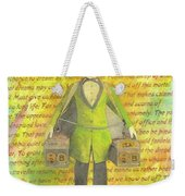 2b Or Not 2b Weekender Tote Bag