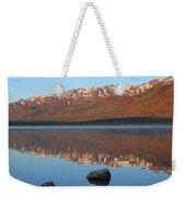 2da5931 Steens Mountain Sunrise Reflect Weekender Tote Bag