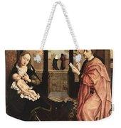 2luke Rogier Van Der Weyden Weekender Tote Bag