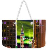 2nd Avenue Sunrise Weekender Tote Bag