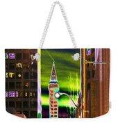 2nd Avenue Sunrise Weekender Tote Bag
