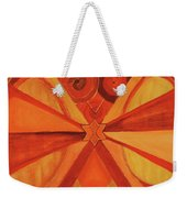 2nd Mandala - Sacral Chakra Weekender Tote Bag