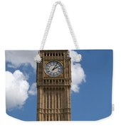 Palace Of Westminster Weekender Tote Bag