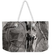 18th Century Anatomical Engraving Weekender Tote Bag