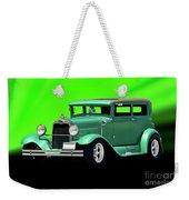 1930 Ford Tudor Sedan Weekender Tote Bag