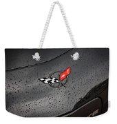 2002 Corvette Ls1 Painted Bw Weekender Tote Bag