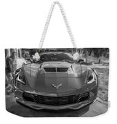 2015 Chevrolet Corvette Zo6 Painted  Weekender Tote Bag