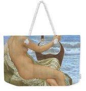 31065 Henry Holiday Weekender Tote Bag