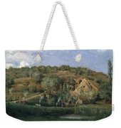 A French Homestead Weekender Tote Bag