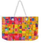 Abstract Painting Weekender Tote Bag