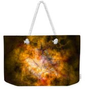 Abstract Stars Nebula Weekender Tote Bag