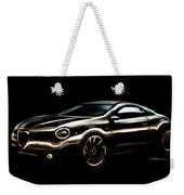 Alfa, Romeo Weekender Tote Bag