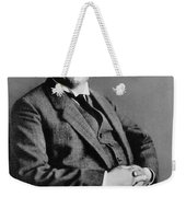 Alois Alzheimer, German Neuropathologist Weekender Tote Bag