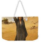 An Arab Girl Weekender Tote Bag