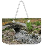 Ashness Stone Packhorse Bridge, Lake District National Park Weekender Tote Bag