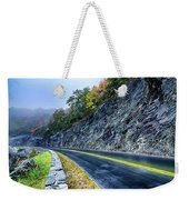 Autumn Colors In The Blue Ridge Mountains Weekender Tote Bag
