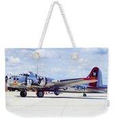 B-17 Bomber 5 Weekender Tote Bag