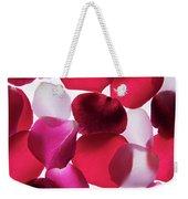 Back Lit Flower Petals 1 Weekender Tote Bag