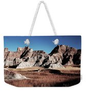 Badlands At Sunset Weekender Tote Bag
