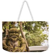 Bali Sculptures Weekender Tote Bag