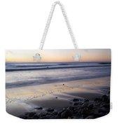 Ballynaclash Beach At Dawn Weekender Tote Bag