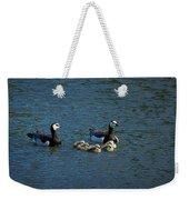 Barnacle Goose Weekender Tote Bag