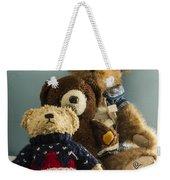 3 Bears Weekender Tote Bag