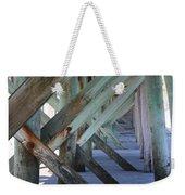 Beneath The Docks Weekender Tote Bag