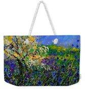 Blue Cornflowers  Weekender Tote Bag