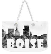 Boise Idaho Skyline Weekender Tote Bag