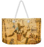 Book Of The Dead Weekender Tote Bag