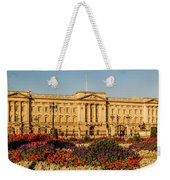 Buckingham Palace, London, Uk. Weekender Tote Bag